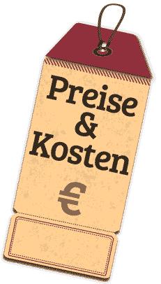 Preise und Kosten